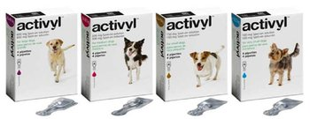 Activyl Spot on for Dogs