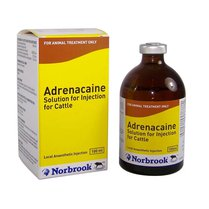 Adrenacaine 100ml Inj
