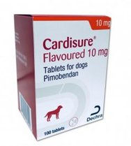 Cardisure Flavoured Tablets - 10mg (Box of 100)