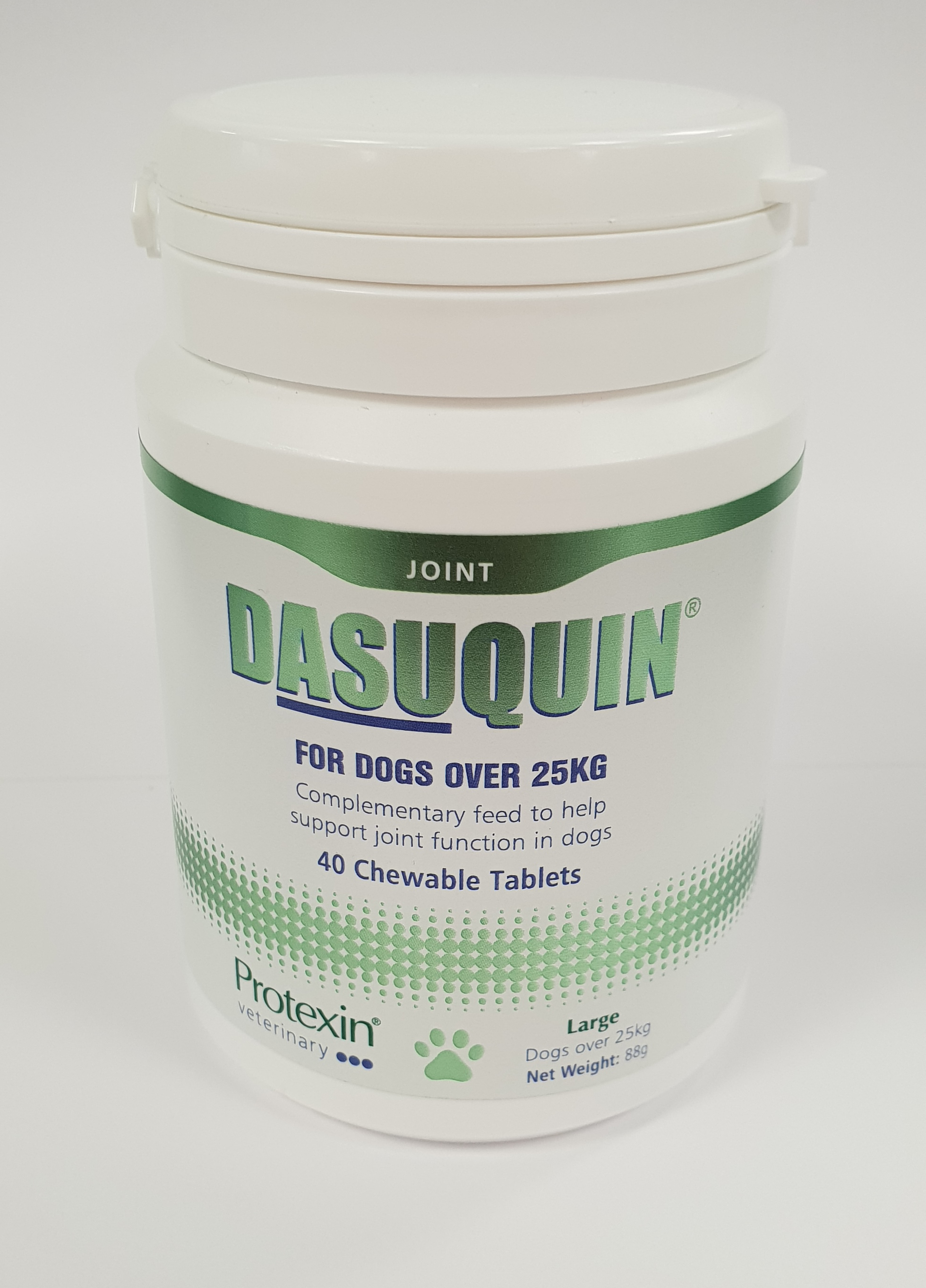 Dasuquin For Large Dogs x 40 Chewable Tablets