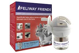 Feliway Friends Starter Pack (diffuser plus refill)