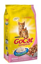 Go Cat Complete Kitten with Chicken Food 2kg