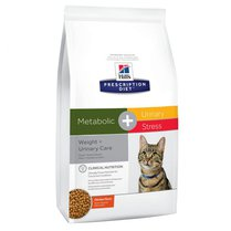 Hills Prescription Diet Feline Metabolic & Urinary Stress 1.5kg