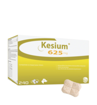 Kesium 62.5mg Chewable Tablets For Cats & Dogs x 240