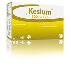 Kesium 625mg Chewable Tablets For Dogs x 96